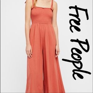 Free People It's Your Fantasy Romper NWT M
